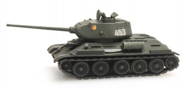 Artitec 1120002 - USSR T34 - 85mm  winter  kit 1:120