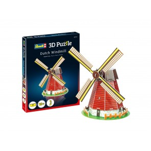 Revell 00110 - 3D puzzel Windmühle