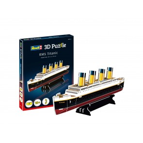 Revell 00112 - 3D puzzel RMS Titanic
