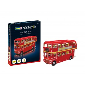 Revell 00113 - 3D puzzel London Bus