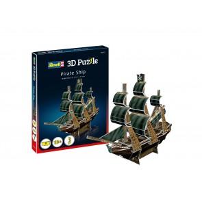 Revell 00115 - 3D puzzel Piratenschiff