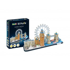 Revell 00140 - 3D puzzel London Skyline