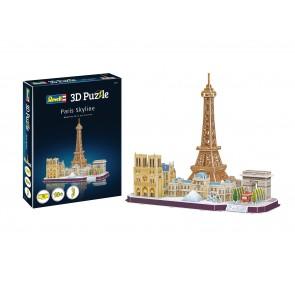 Revell 00141 - 3D puzzel Paris Skyline