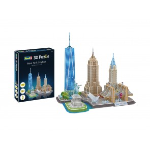 Revell 00142 - 3D puzzel New York Skyline