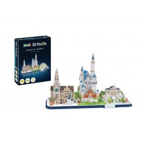 Revell 00143 - 3D puzzel Bayern Skyline