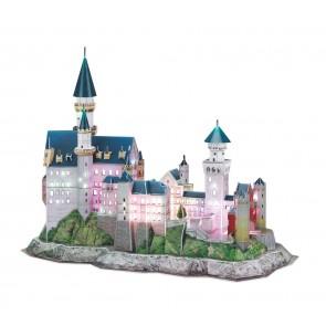 Revell 00151 - 3D puzzel Schloss Neuschwanstein-LED Editi