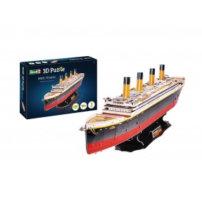 Revell 00170 - 3D puzzel RMS Titanic