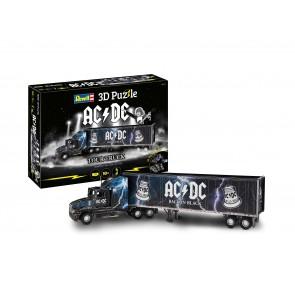 Revell 00172 - 3D puzzel AC/DC Tour Truck