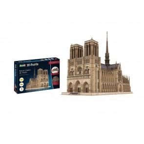 Revell 00190 - 3D puzzel Notre Dame de Paris