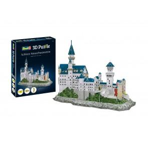 Revell 00205 - 3D puzzel Schloss Neuschwanstein