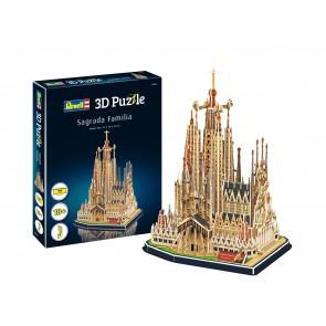 Revell 00206 - 3D puzzel Sagrada Familia