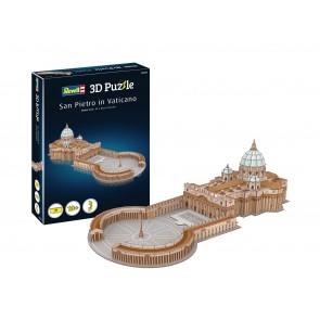 Revell 00208 - 3D puzzel San Pietro in Vaticano