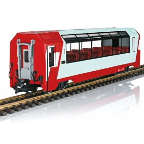 Lgb 33666 - RhB panoramawagen 1e klas