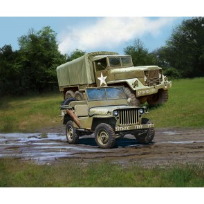 Revell 03260 - M34 Tactical Truck + Off-Road Vehicle