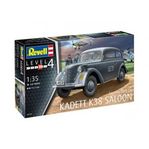 Revell 03270 - German Staff Car KADETT K38 SALOON