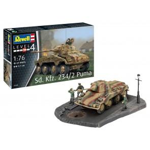 Revell 03288 - Sd.Kfz. 234/2 Puma