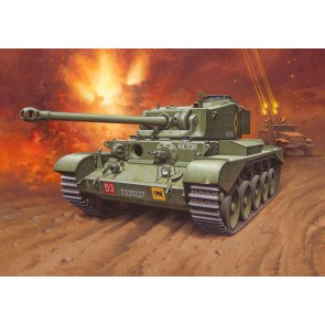 Revell 03317 - A-34 Comet Mk.1