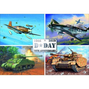 Revell 03352 - 75 Years D-Day Set