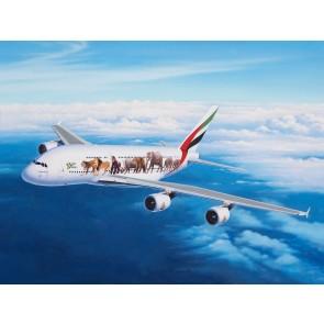 "Revell 03882 - Airbus A380-800 Emirates ""Wild L"
