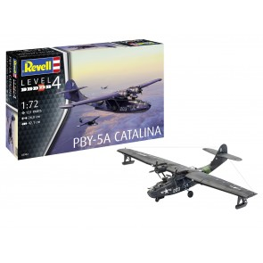 Revell 03902 - PBY-5a Catalina