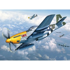 Revell 03944 - P-51D Mustang