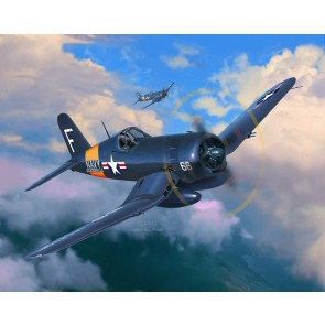Revell 63955 - Model Set F4U-4 Corsair