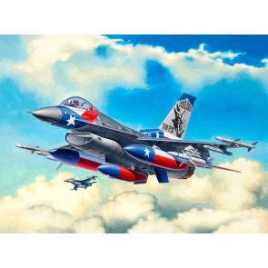 Revell 63992 - Model Set F-16C USAF
