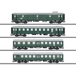 Marklin 41327 - Set sneltreinrijtuigen voor VT 92.5 INSIDER 2021