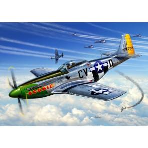 Revell 64148 - Model Set P-51D Mustang
