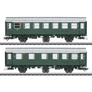 Marklin 43174 - Ombouwwagen 2e/3e + 3e klas, DB