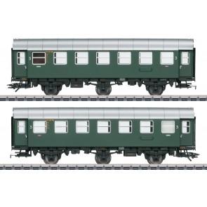Marklin 43185 - Ombouwwagen 3e klas, DB