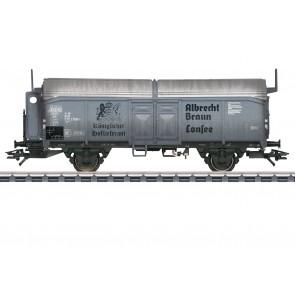 Marklin 45087 - Schuifdakwagen Kmmks 51, DB