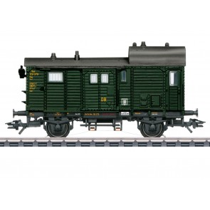 Marklin 46986 - Goederentrein-bagagewagen Pwg DB NOG 2 RESERVEERBAAR!