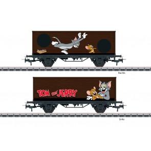 Marklin 47621 - Marklin Start up Club 2021 Tom & Jerry. ALLEEN VOOR STARTUPCLUB-LEDEN