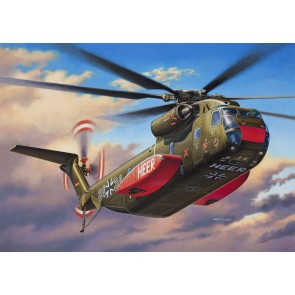 Revell 64858 - Model Set CH-53G Heavy Transp