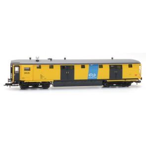 Artitec 20.249.05 - Ongevallenwagen NS 511-0, geel, Dick, NS-logo, depot Zwolle, V