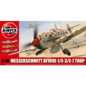 Airfix 05122 - Messerschmitt Bf 109E-1/E-3/E-7 Trop OP=OP!