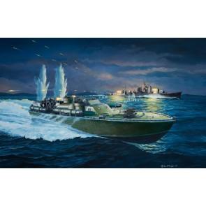 Revell 05147 - Patrol Torpedo Boat PT109