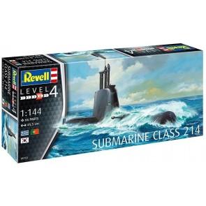 Revell 05153 - Submarine CLASS 214