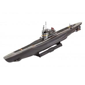Revell 05154 - German Submarine Type VII C/41