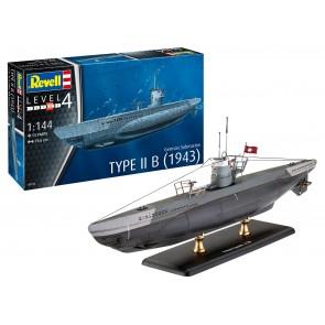 Revell 05155 - German Submarine Type IIB (19