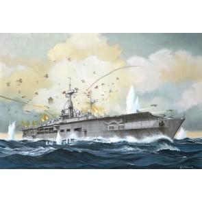 Revell 05164 - German Aircraft Carrier GRAF ZEP