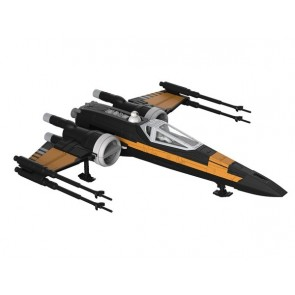 Revell 06763 - Build & Play Poe's Boosted X-Wing Fighter