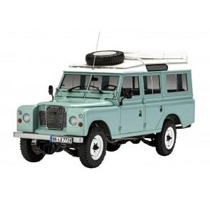 Revell 67047 - Model Set Land Rover Series III