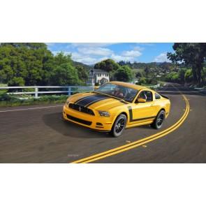 Revell 07652 - 2013 Ford Mustang Boss 302