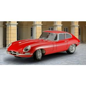 Revell 07668 - Jaguar E-Type (Coupé)