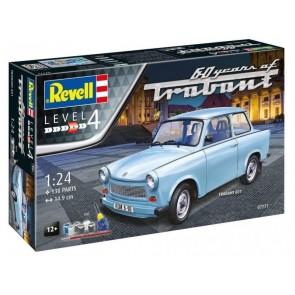 "Revell 07777 - Trabant 601S ""60 Years of Trabant"""