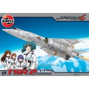 Airfix 08011 - Stratos 4 TSR.2MS OP=OP!