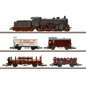 Marklin 81302 - Treinset deelstaatspoorweg goederentrein K.P.E.V.