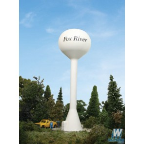 Walthers 933 3528 - Modern water tower